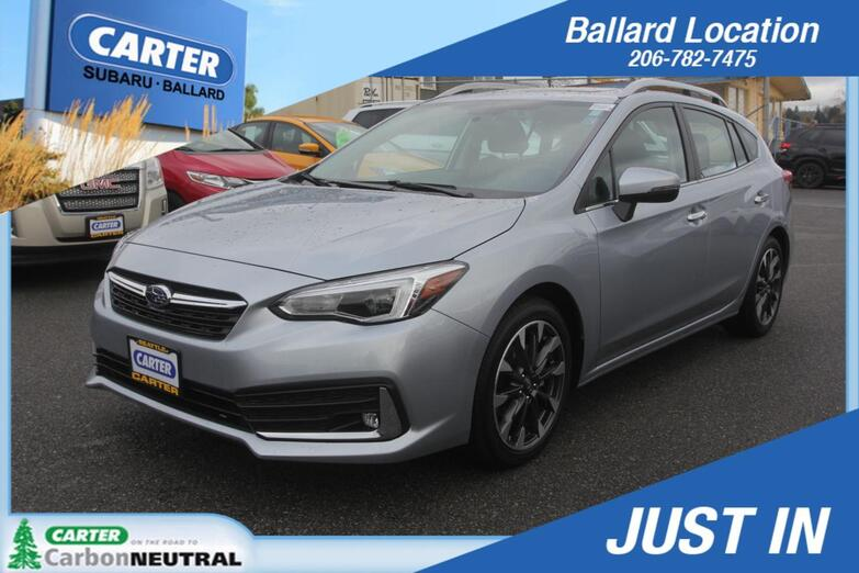 2020 Subaru Impreza Limited Seattle WA