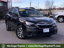 2020 Subaru Outback  South Burlington VT