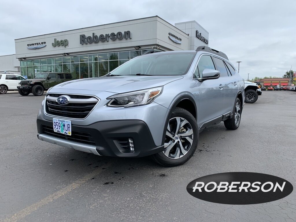 2020 Subaru Outback Limited Salem OR