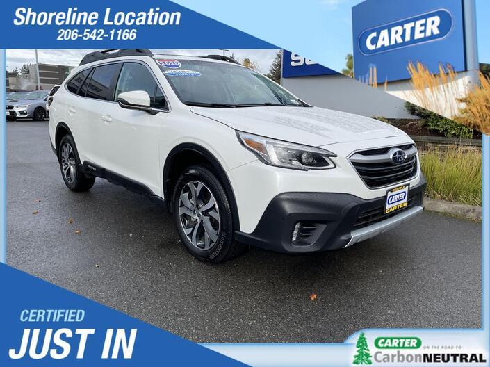 2020 Subaru Outback Limited Seattle WA