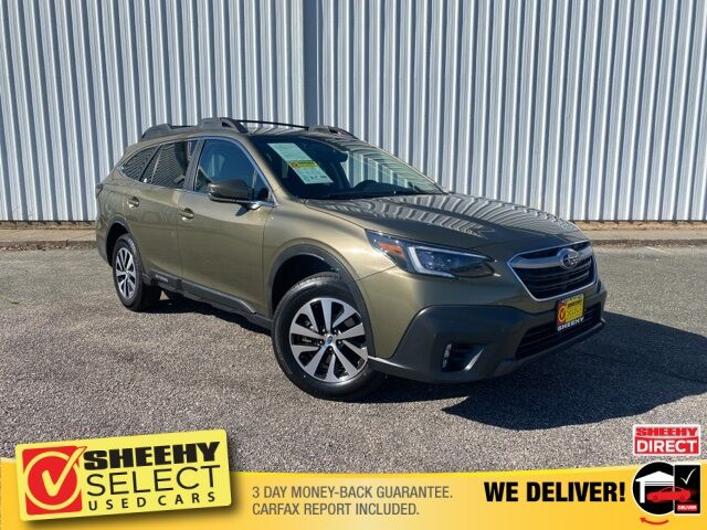 2020 Subaru Outback Premium Richmond VA