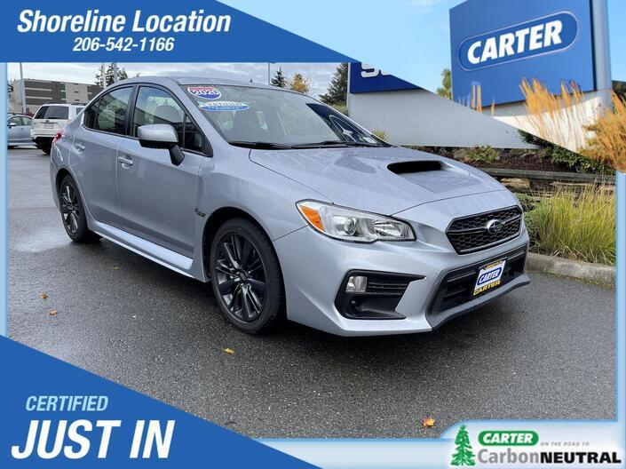 2020 Subaru WRX  Seattle WA