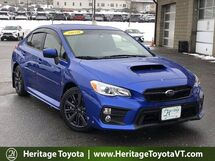 2020 Subaru WRX 2.0T South Burlington VT