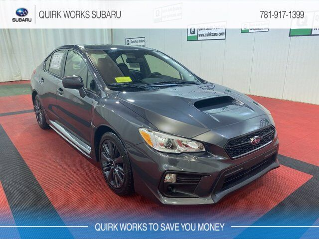 2020 Subaru WRX BASE IN-TRANSIT Braintree MA