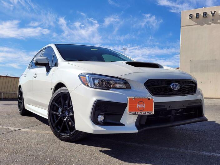 2020 Subaru WRX Limited El Paso TX