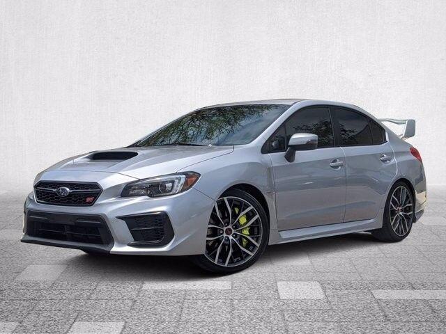 2020 Subaru WRX STI Limited San Antonio TX