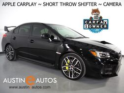 2020_Subaru_WRX STi AWD_*6-SPEED MANUAL, SHORT THROW SHIFTER, BACKUP-CAMERA, COLOR TOUCH SCREEN, HEATED SPORT SEATS, SPORT SUSPENSION, 19 INCH ALLOYS, BLUETOOTH, APPLE CARPLAY_ Round Rock TX