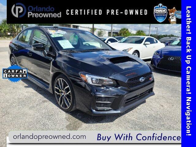 2020 Subaru WRX STi Limited Orlando FL