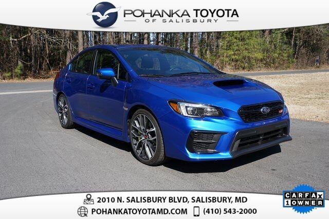 2020 Subaru WRX STi Limited Salisbury MD