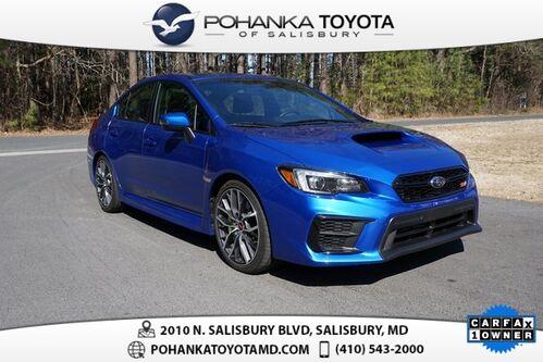 2020_Subaru_WRX_STi Limited_ Salisbury MD