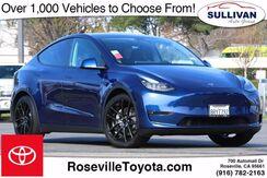 2020_TESLA_Model Y_LONGRANGE_ Roseville CA