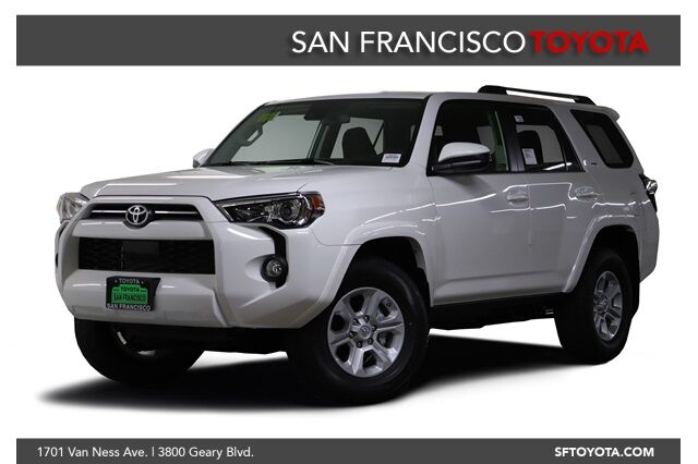 2020 TOYOTA 4Runner SR5 San Francisco CA