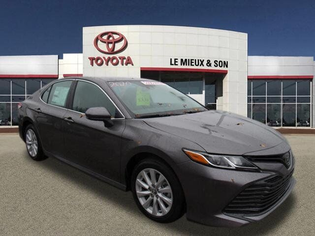 2020 TOYOTA CAMRY  Green Bay WI