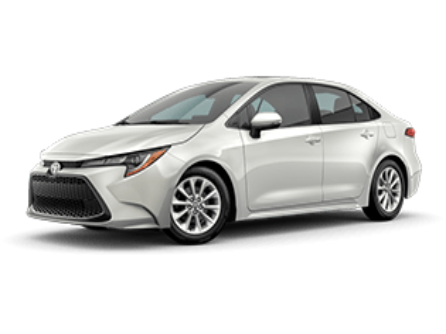 2020 TOYOTA Corolla XLE Santa Rosa CA