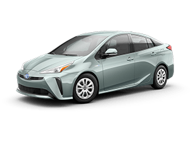 2020 TOYOTA Prius L Eco Santa Rosa CA