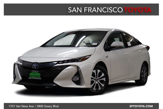 2020 TOYOTA Prius Prime Limited San Francisco CA