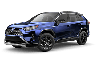 New 2020 Toyota Rav4 Hybrid Xse In San Francisco Ca