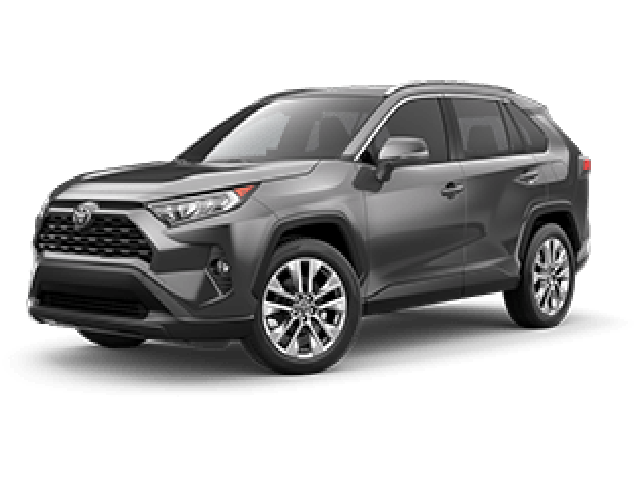 New 2020 Toyota Rav4 San Francisco Ca