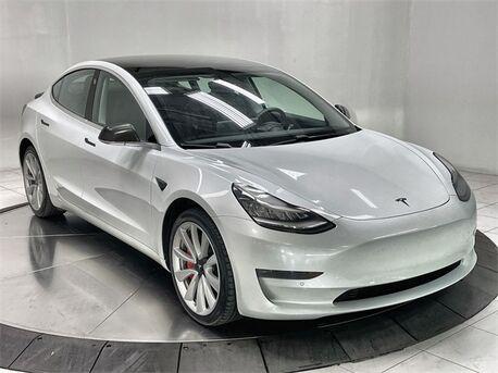 2020_Tesla_Model 3_Performance NAV,CAM,PANO,HTD STS,BLIND SPOT,19IN W_ Plano TX
