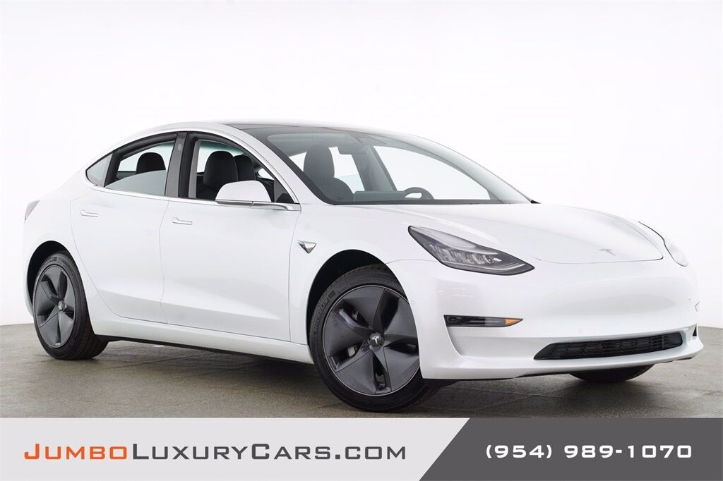 2020 Tesla Model 3 Standard Hollywood FL