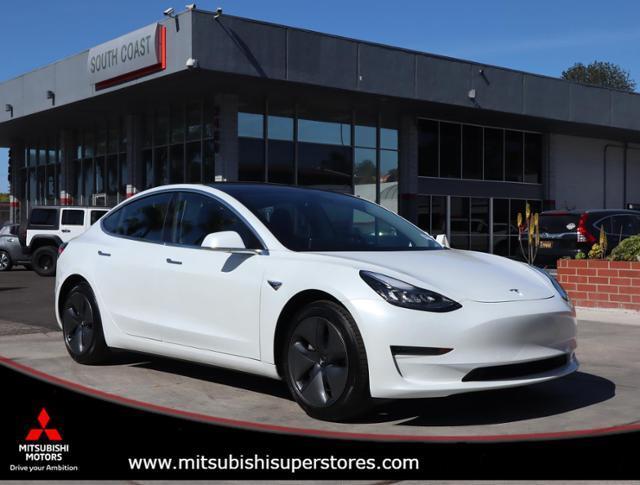 2020 Tesla Model 3 Standard Range Plus Cerritos CA