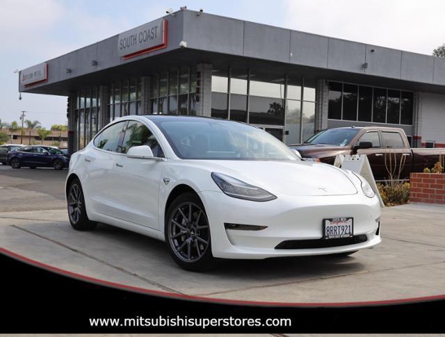 2020 Tesla Model 3 Standard Range Plus Costa Mesa CA
