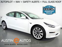 2020_Tesla_Model 3 Standard Range Plus_*NAVIGATION, SAFETY ALERTS, ADAPTIVE CRUISE, SURROUND VIEW CAMERAS, GLASS ROOF, HEATED SEATS, 19 INCH WHEELS, BLUETOOTH PHONE & AUDIO_ Round Rock TX