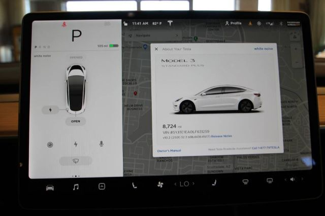 2020 Tesla Model 3 Standard Range Plus Scottsdale AZ