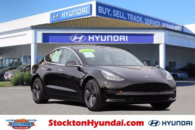 2020 Tesla Model 3 Standard Range Plus Stockton CA