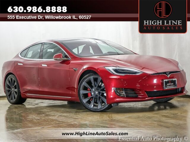 2020 Tesla Model S Performance Willowbrook IL