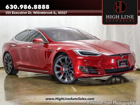 2020_Tesla_Model S_Performance_ Willowbrook IL