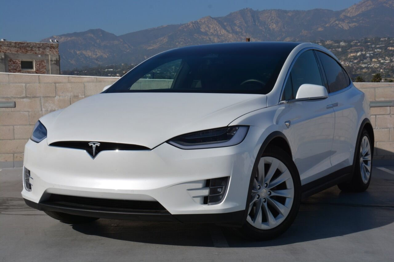 2020 Tesla Model X Long Range AWD 4dr SUV