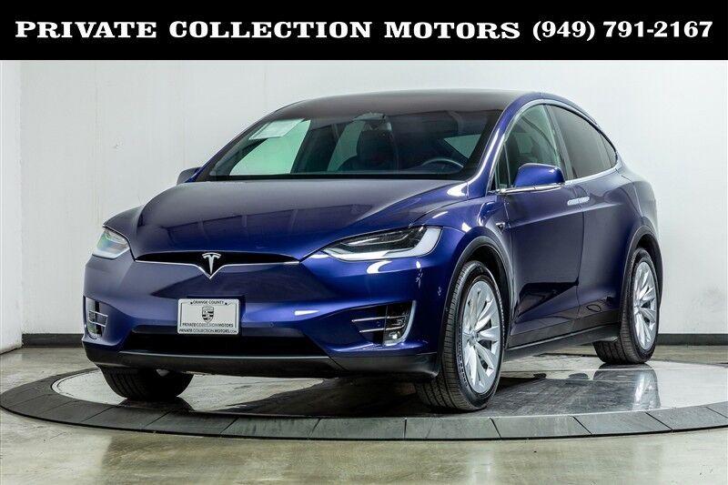 2020 Tesla Model X Long Range Costa Mesa CA
