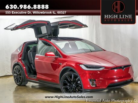 2020_Tesla_Model X_Long Range Plus_ Willowbrook IL