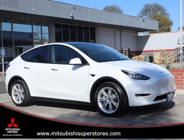 2020 Tesla Model Y Long Range Cerritos CA