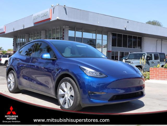2020 Tesla Model Y Long Range Costa Mesa CA