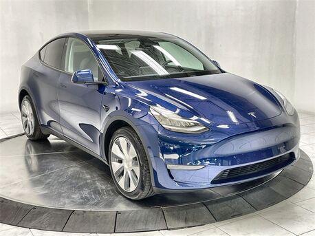 2020_Tesla_Model Y_Long Range NAV,CAM,PANO.PARK ASST,19IN WHLS_ Plano TX