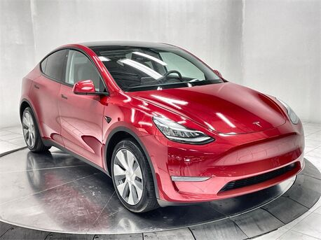 2020_Tesla_Model Y_Long Range NAV,CAM,PANO,HTD STS,BLIND SPOT,19IN WL_ Plano TX
