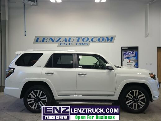 2020_Toyota_4Runner_4WD Limited_ Fond du Lac WI