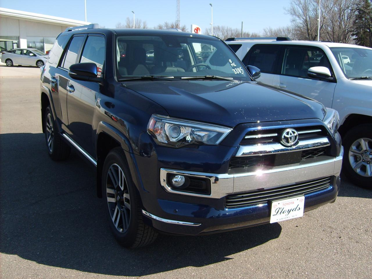 2020 Toyota 4Runner 4x4 Limited Jamestown ND