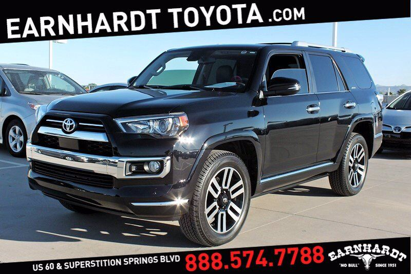 2020 Toyota 4Runner Limited 4WD *1-OWNER, 5K MILES!*