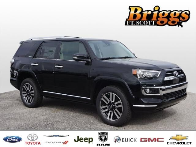 2020 Toyota 4Runner Limited 4WD Fort Scott KS