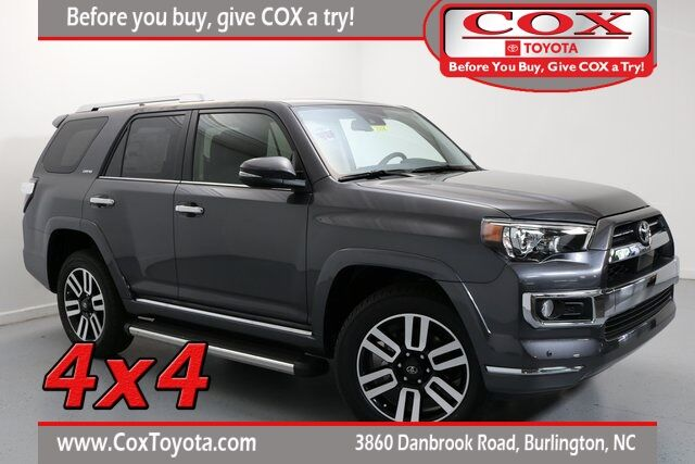 2020 Toyota 4Runner Limited Burlington NC