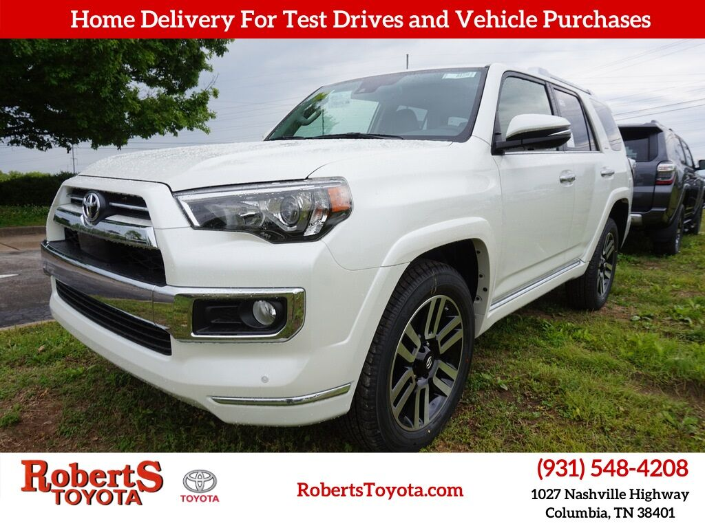 2020 Toyota 4Runner Limited Columbia TN