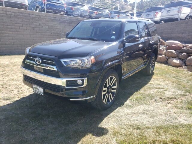 2020 Toyota 4Runner Limited Durango CO