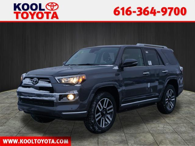 2020 Toyota 4Runner Limited Grand Rapids MI