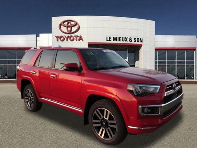2020 Toyota 4Runner Limited Green Bay WI