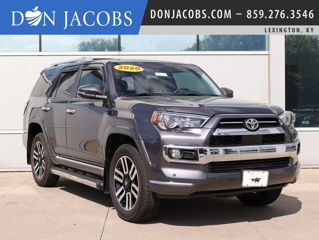 2020 Toyota 4Runner Limited Lexington KY
