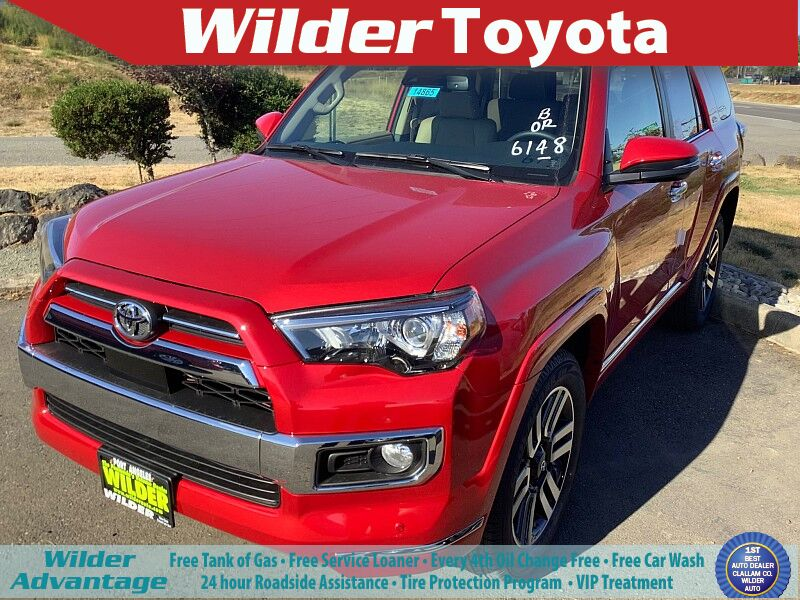 2020 Toyota 4Runner Limited Port Angeles WA