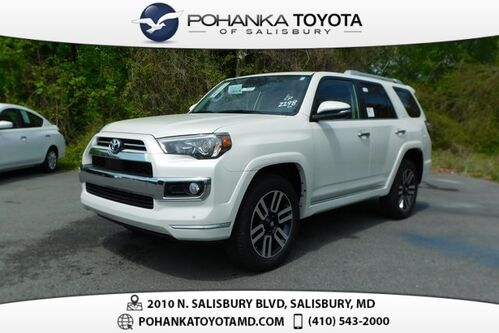 2020_Toyota_4Runner_Limited_ Salisbury MD